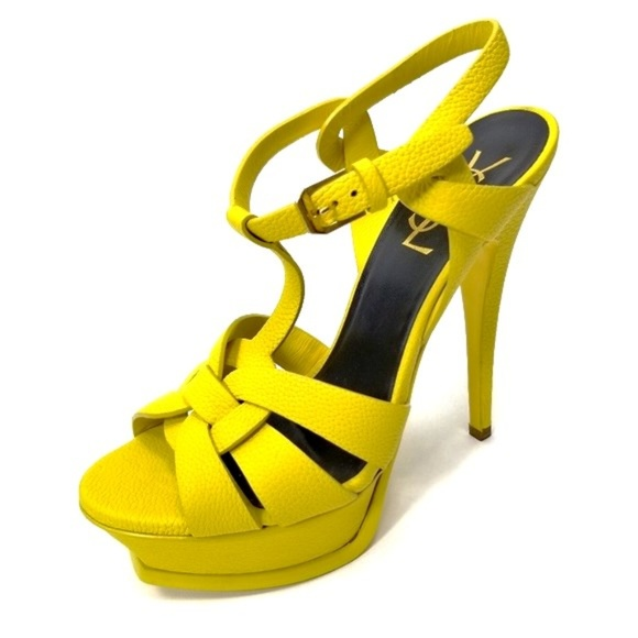 Yves Saint Laurent Shoes   Ysl Tribute